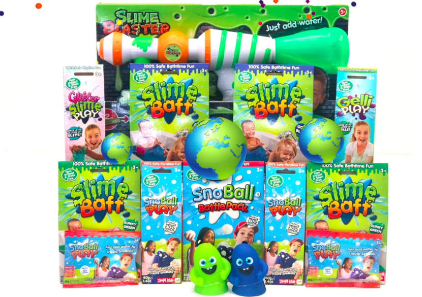 Slime Blaster Earth Day Giveaway - Free Prizes Online